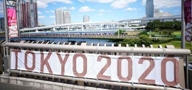 Tokyo 2020 striscione Olimpiadi facebook 2021 1 640x300