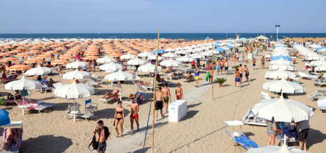 Spiaggia Romagna Lapresse1280 640x300