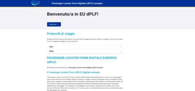 passenger locator form 640x300