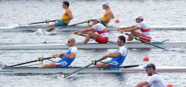 canottaggio Olimpiadi