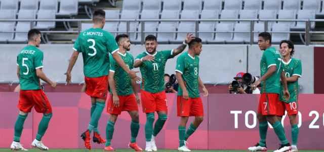 Messico calcio Olimpiadi esultanza facebook 2021 1 640x300