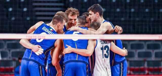 Italia volley esultanza Olimpiadi facebook 2021 1 640x300