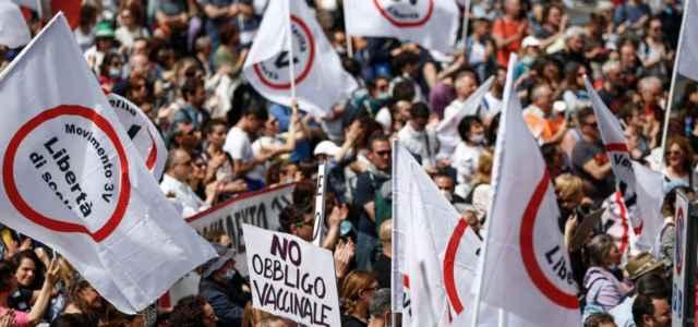 covid vaccino protesta novax 1 lapresse1280 640x300