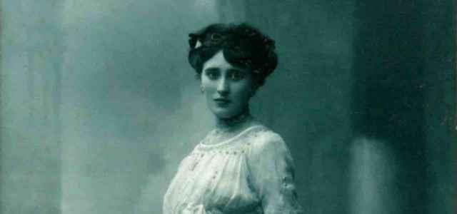 Anna Lolli, amante Mascagni