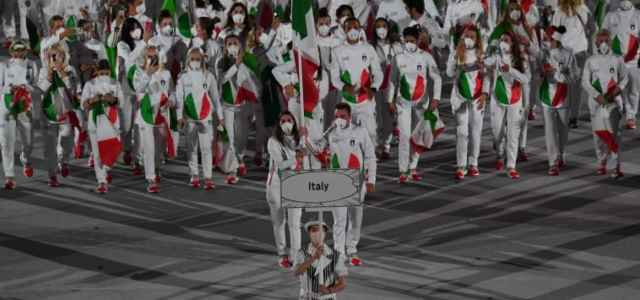 Olimpiadi Tokyo 2020 italiani
