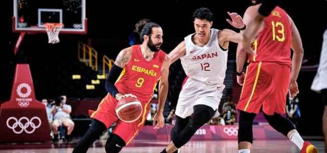 Ricky Rubio basket Spagna Giappone facebook 2021 640x300