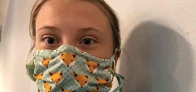 Greta Thunberg si vaccina contro il Covid-19