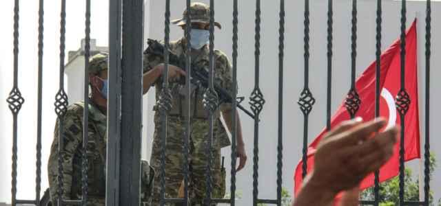 Militari Tunisia