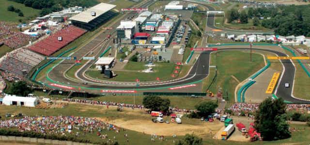 Formula 1 Ungheria