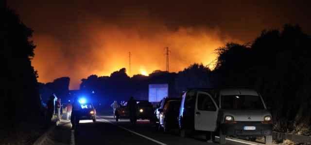 incendi sardegna cuglieri 2021 lapresse 640x300