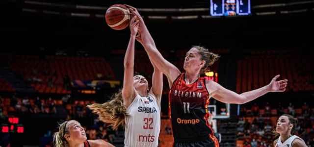 Belgio Serbia basket femminile facebook 2021 1 640x300