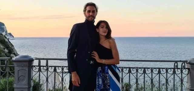 Gianmarco Tamberi e Chiara Bontempi