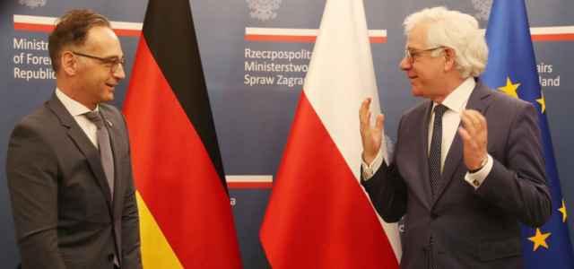 Germania-Polonia in Ue
