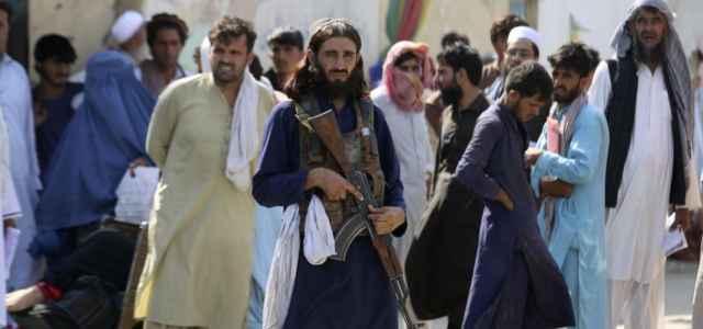 talebani a Kabul