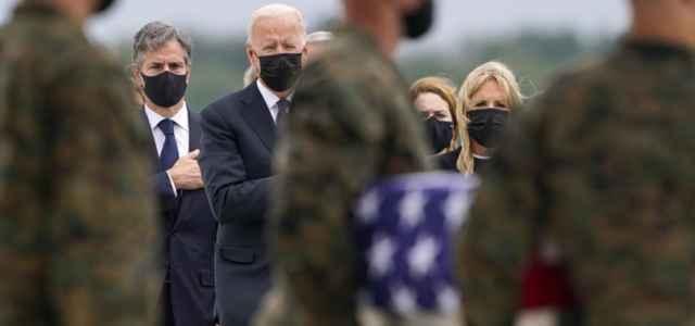 Blinken e Biden