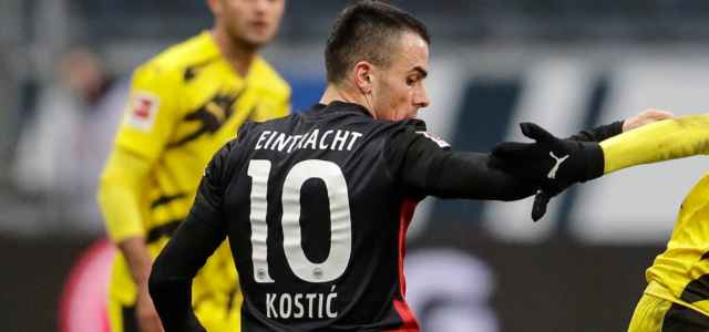 Filip Kostic Eintracht Francoforte LaPresse 640x300