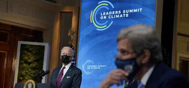 Biden e Kerry