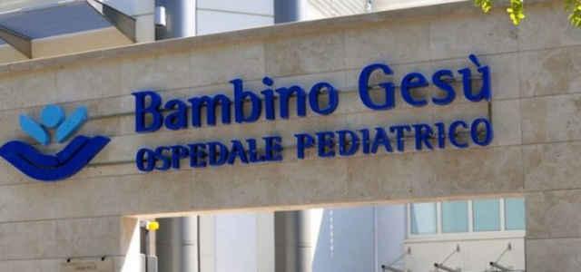 """L'Ospedale Pediatrico """"Bambino Gesù"""" di Roma"""