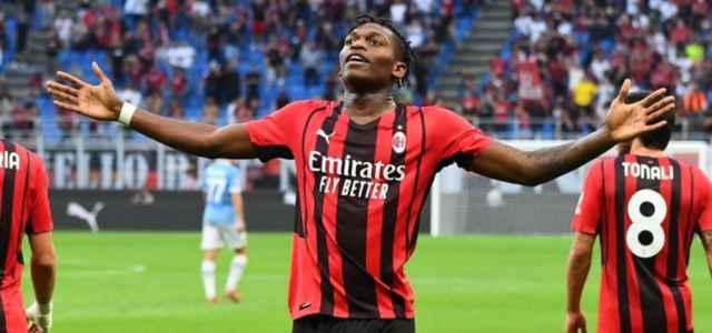 Rafael Leao Milan gol twitter 2021 2 640x300