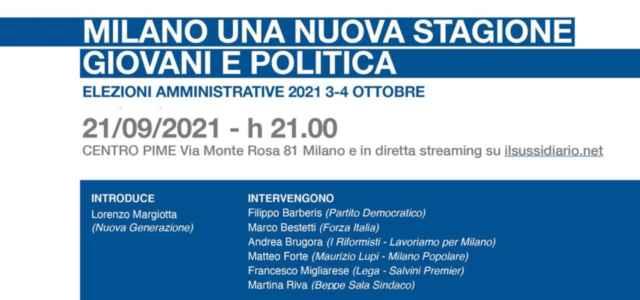 Incontro Elezioni Milano