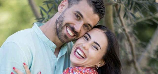 Miriam Sette e Leonardo Spinazzola