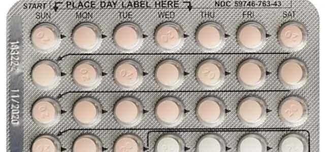 pillola anticoncezionale FDA 640x300