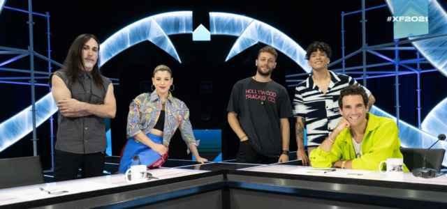 X Factor 2021 cast 640x300
