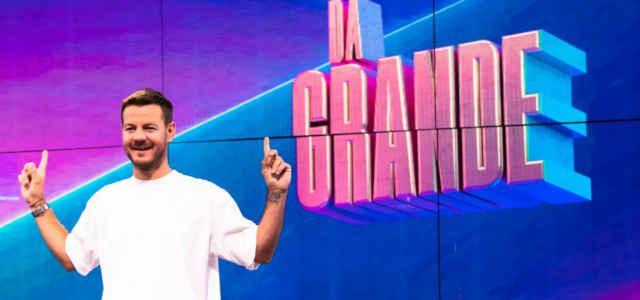 Alessandro Cattelan presenta 'Da grande'