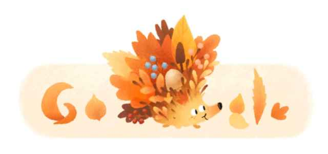 Autunno doodle google 640x300