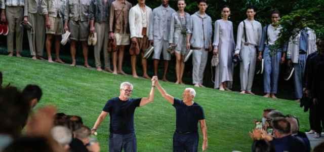 armani milano fashion week 2021 lapresse 640x300
