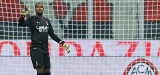 Mike Maignan Milan lapresse 2021 640x300