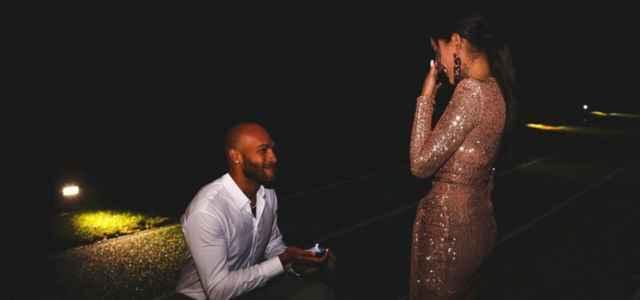 Marcell Jacobs proposta matrimonio Instagram 640x300
