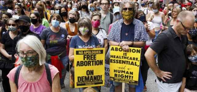 Marcia pro-aborto
