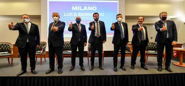 Bernardo, Elezioni Milano
