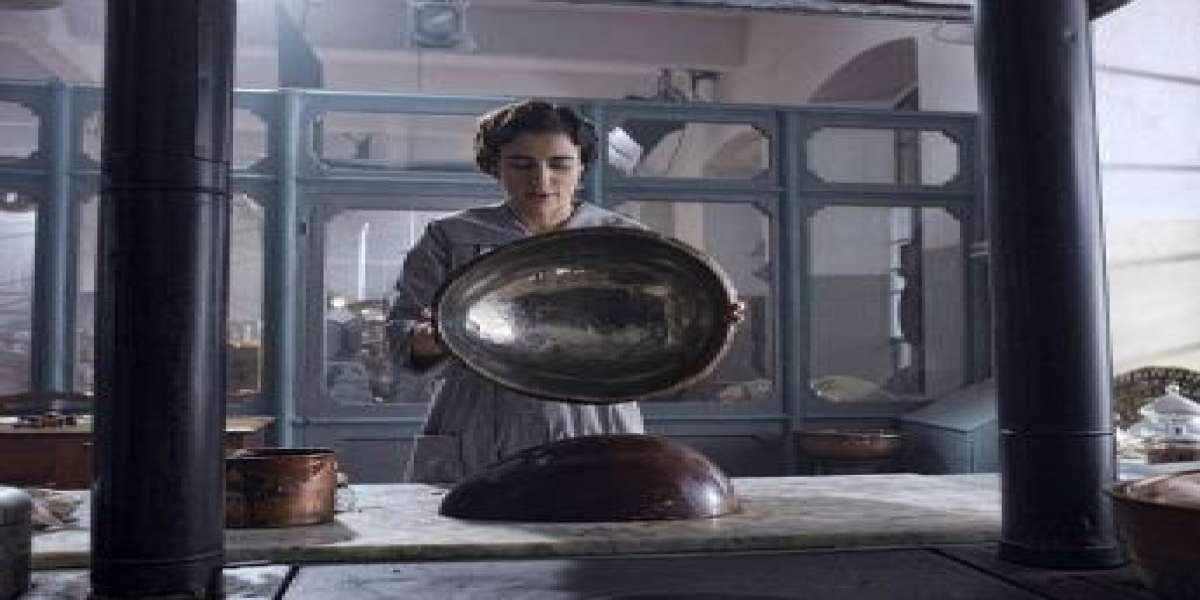 Luisa Spagnoli   Anticipazioni e cronaca ultima puntata  dai cioccolatini  ai filati 26aa6fd7a0c