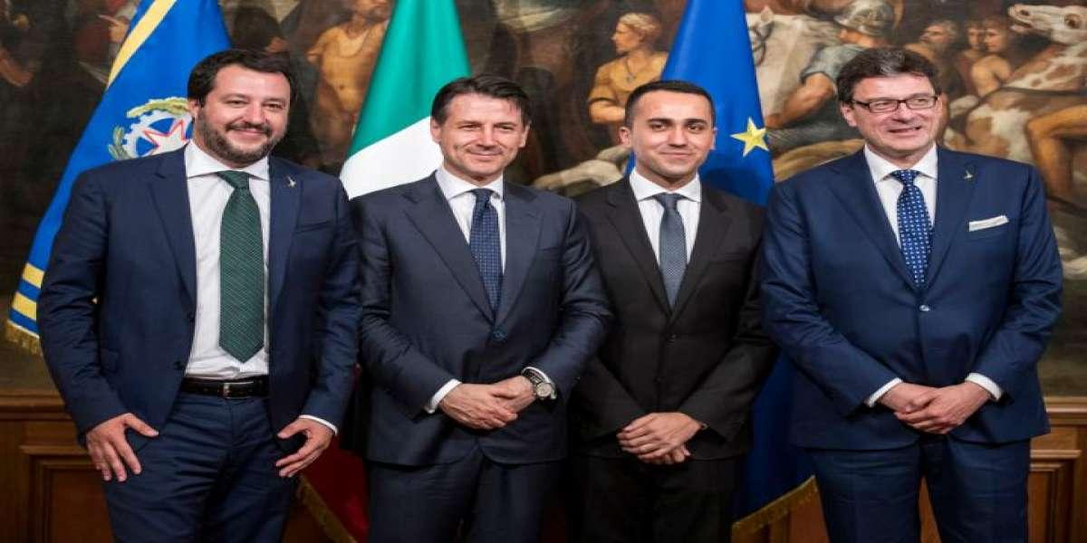 Giorgetti Avvisa Il Governo Europa E Elite Vogliono Farci Fuori Sul Centrodestra Categoria Dello Spirito